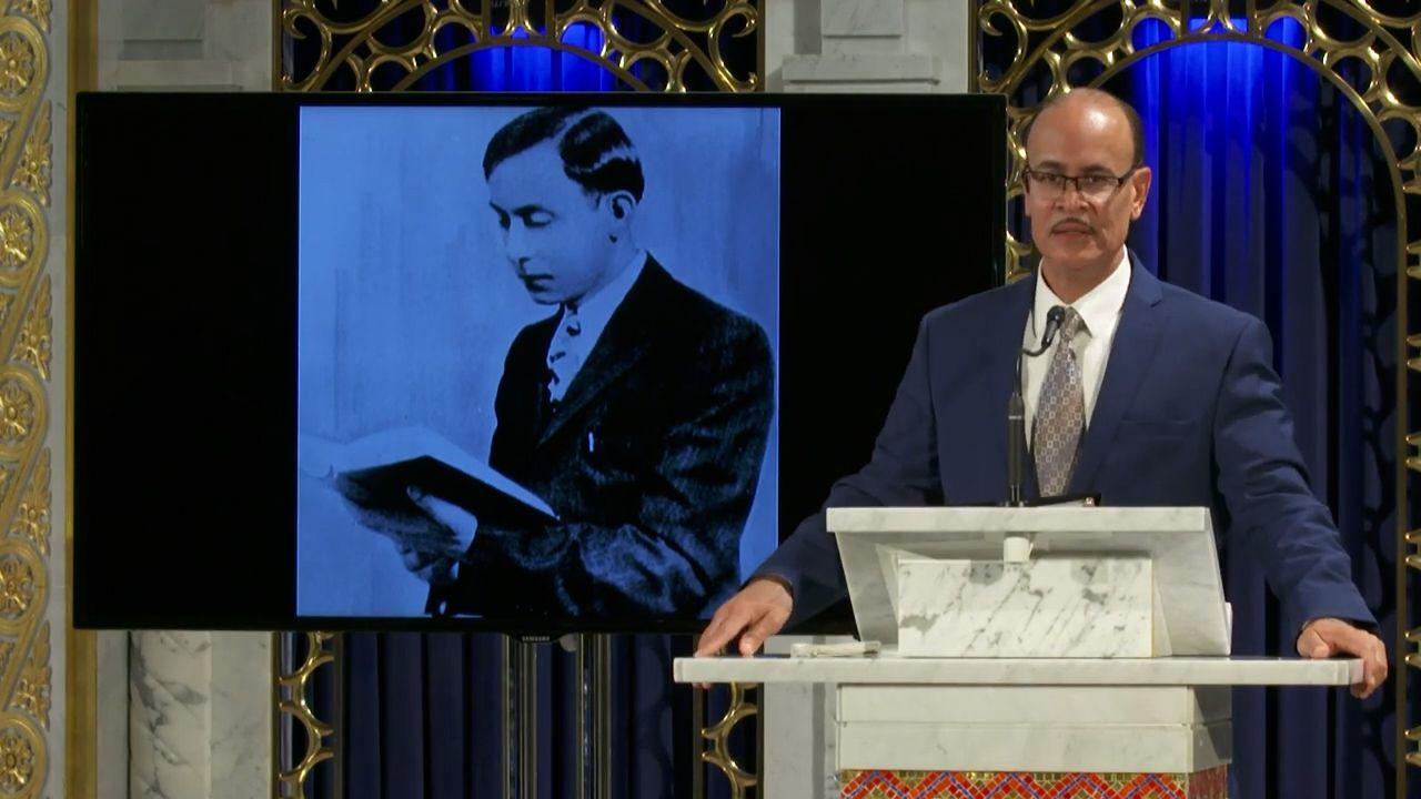 Saviours' Day 2021 Keynote Address: Correction