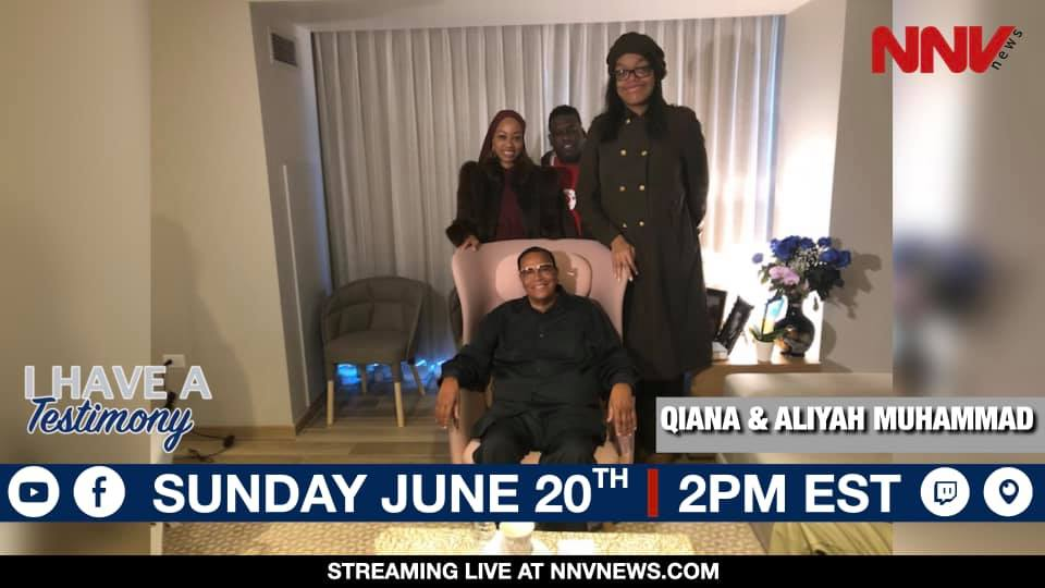 Qiana and Aliyah Muhammad Talk About The Love and Compassion of Minister Farrakhan