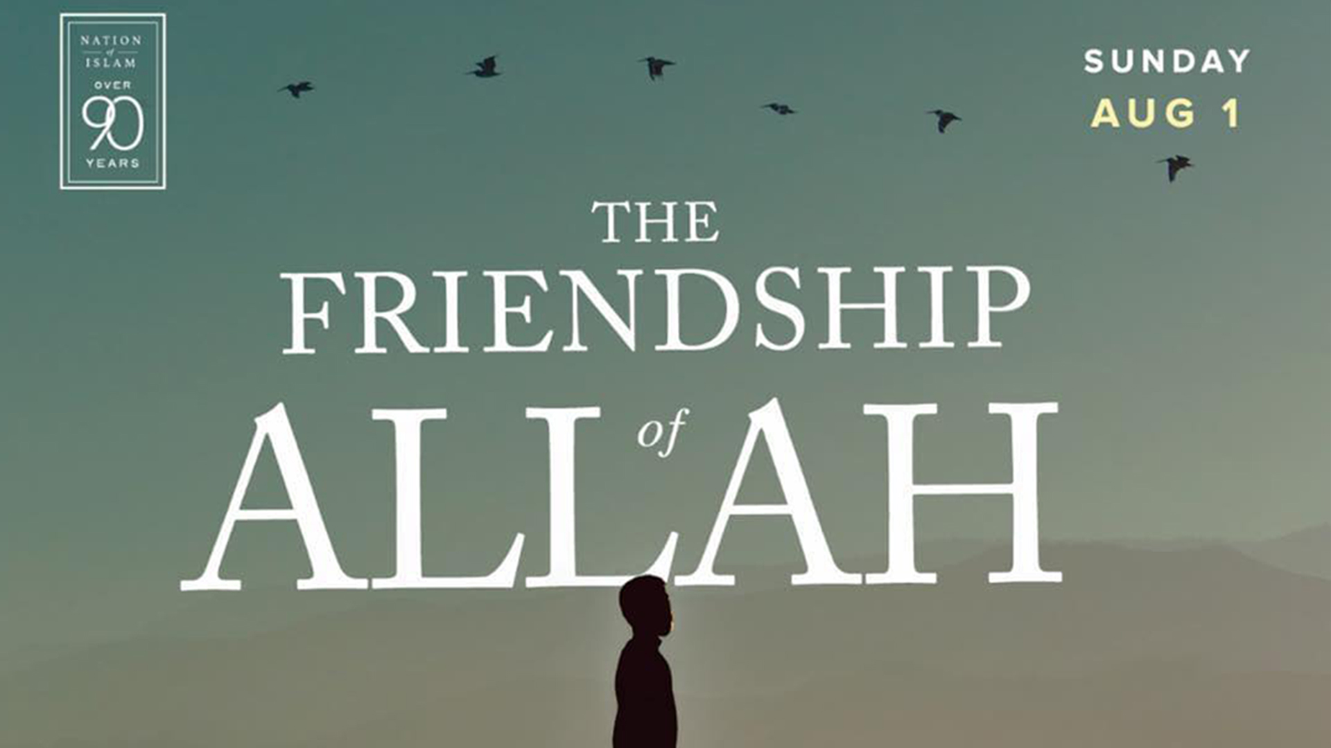 The Friendship of Allah