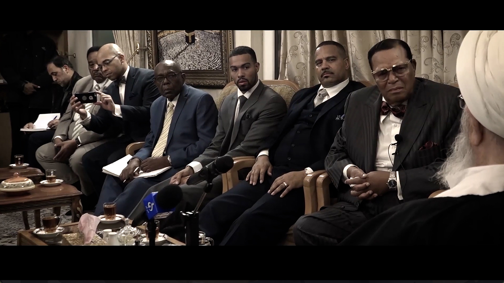 Stand Firm: A documentary of Minister Farrakhan visiting Iran