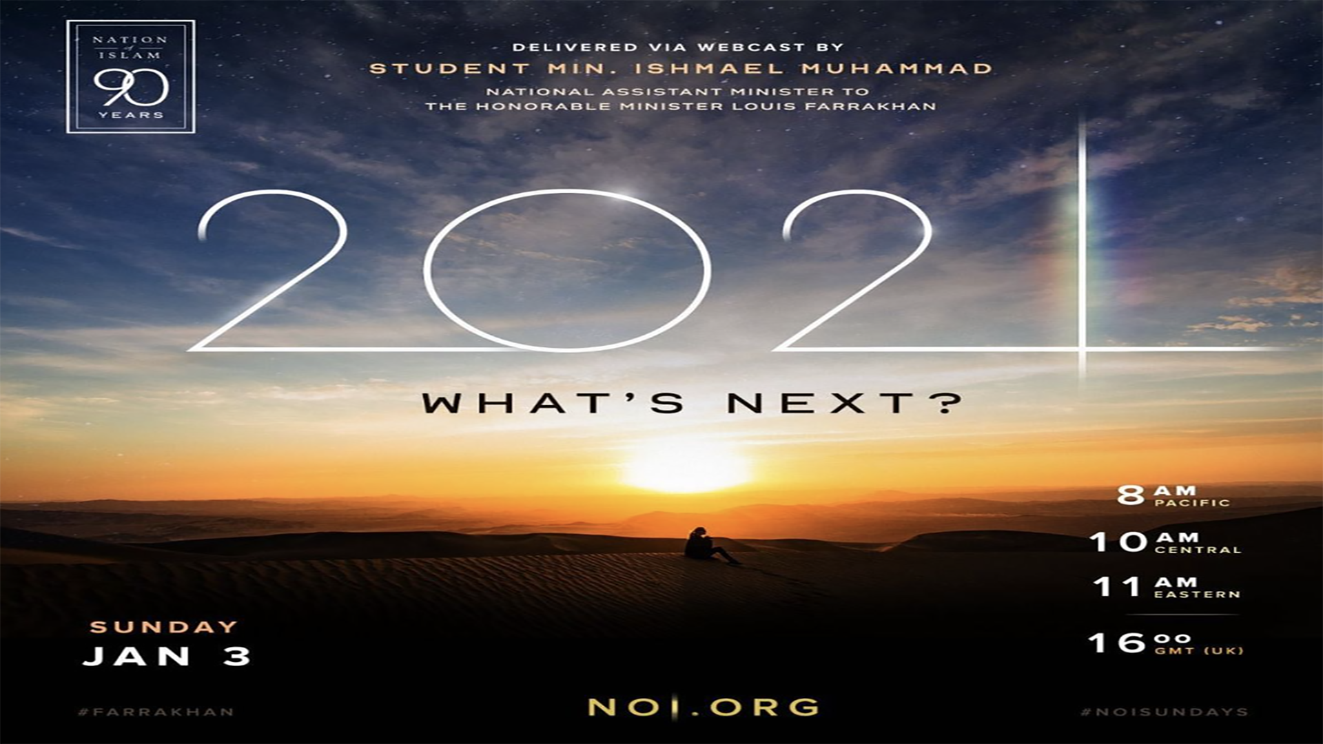 2021: What's Next?
