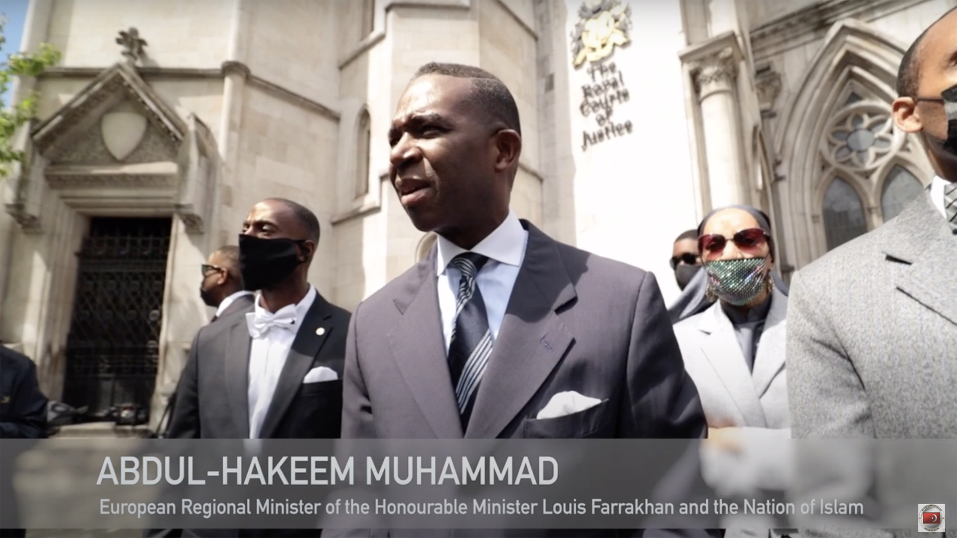 DEFENDING FARRAKHAN: Abdul Hakeem Muhammad and others -v- Lambeth Council and Metropolitan Police Service