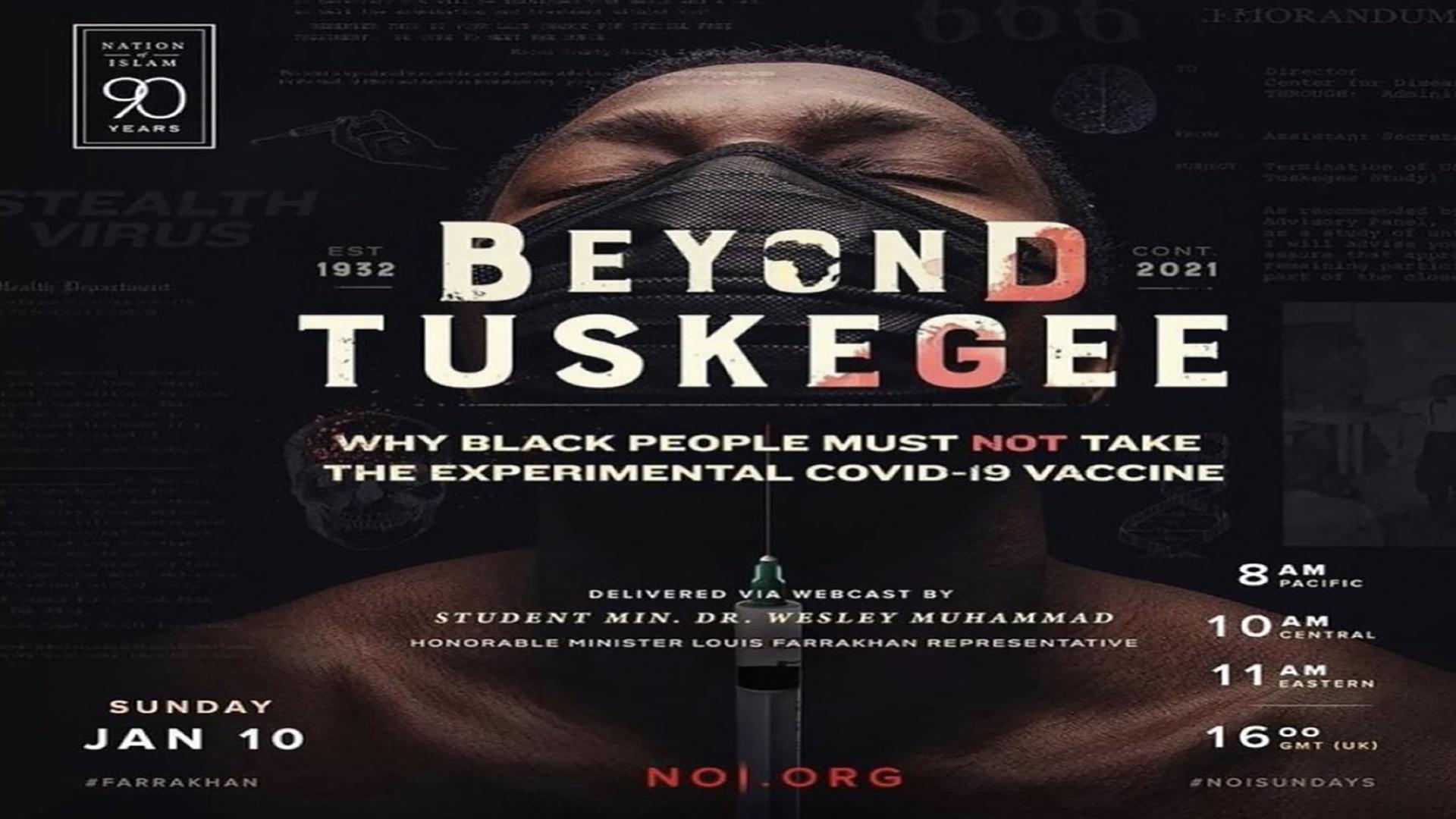 Beyond Tuskegee