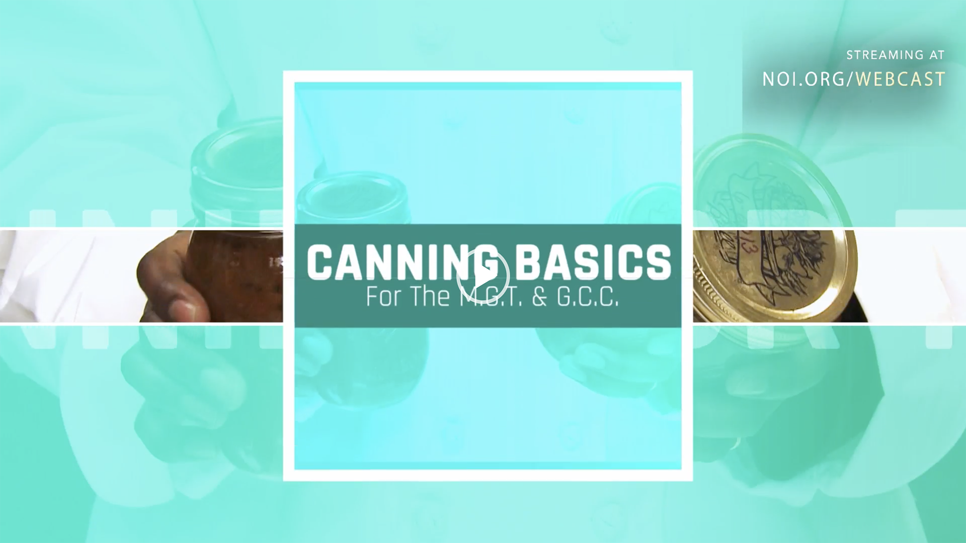 How To Eat To Live – Canning Basics (Intro)