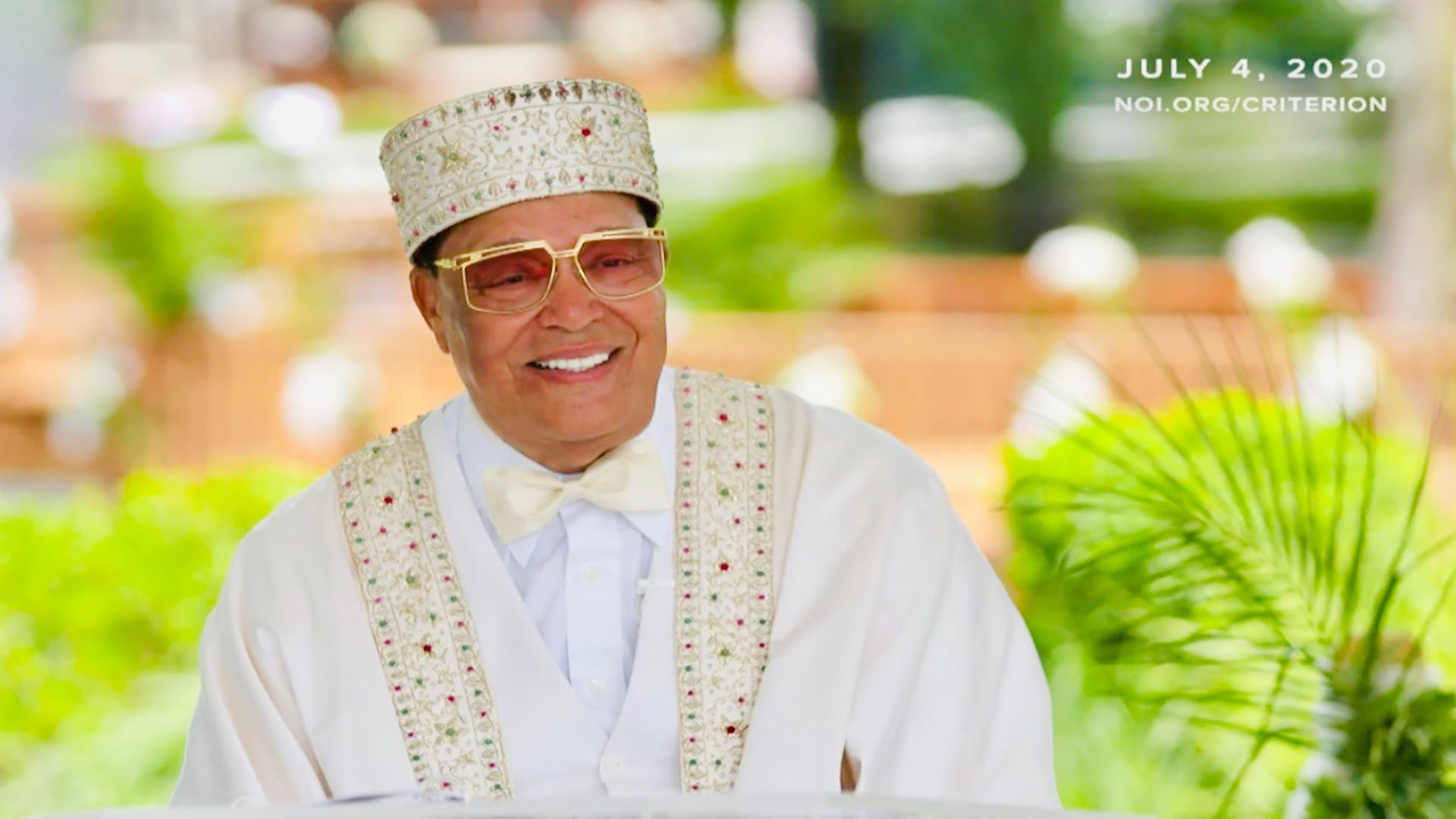 Minister Farrakhan: The Criterion with Special Footage