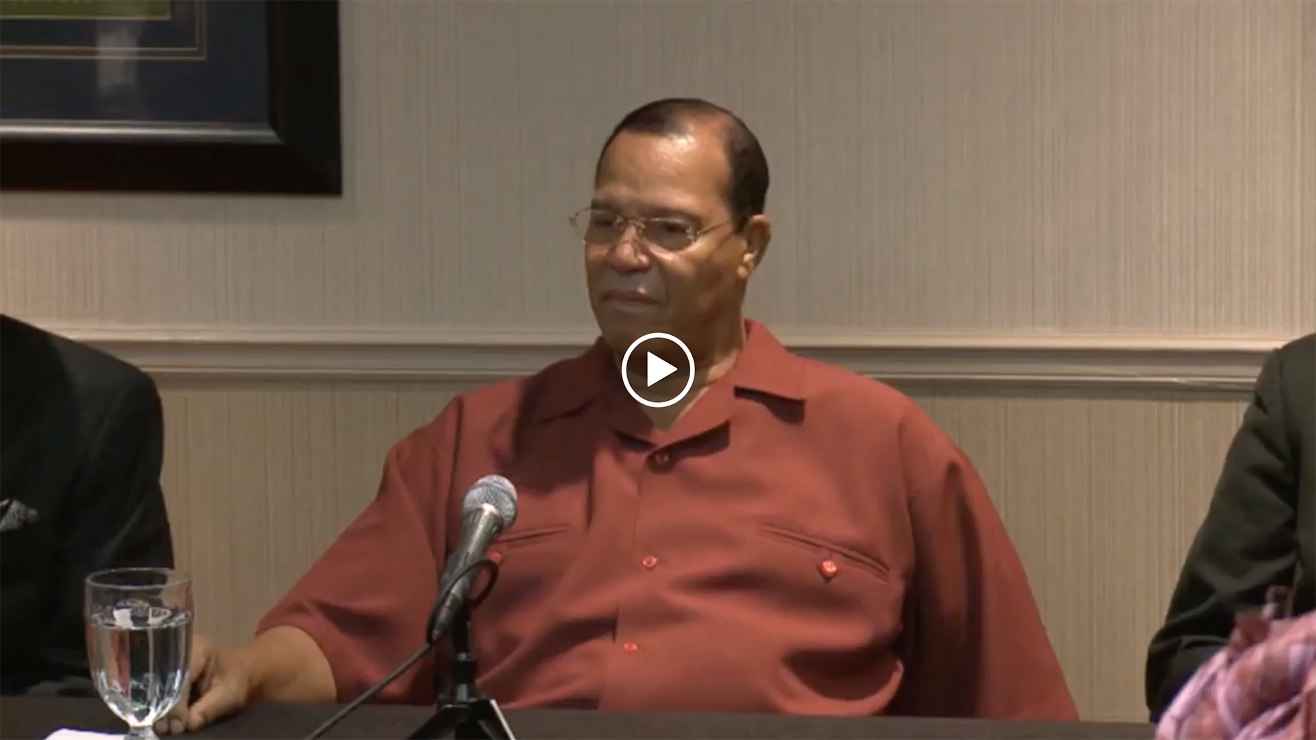 Why do they hate Farrakhan without a cause?