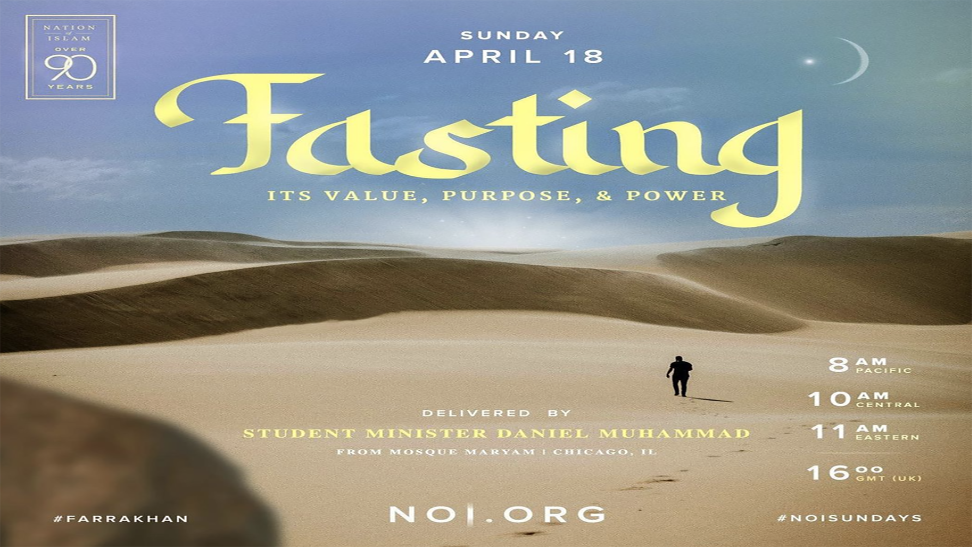 Fasting: It's Value, Purpose and Power