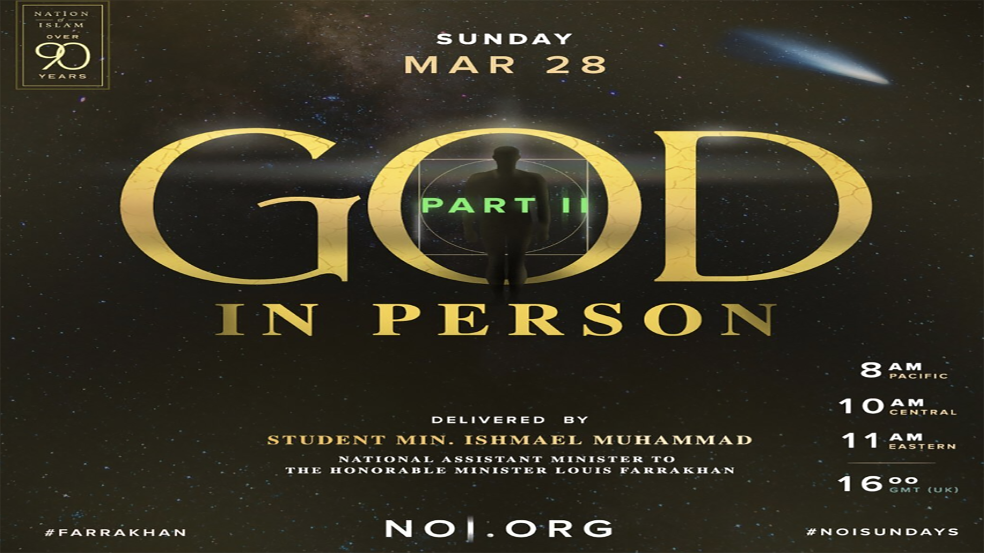 God In Person – Pt. 2