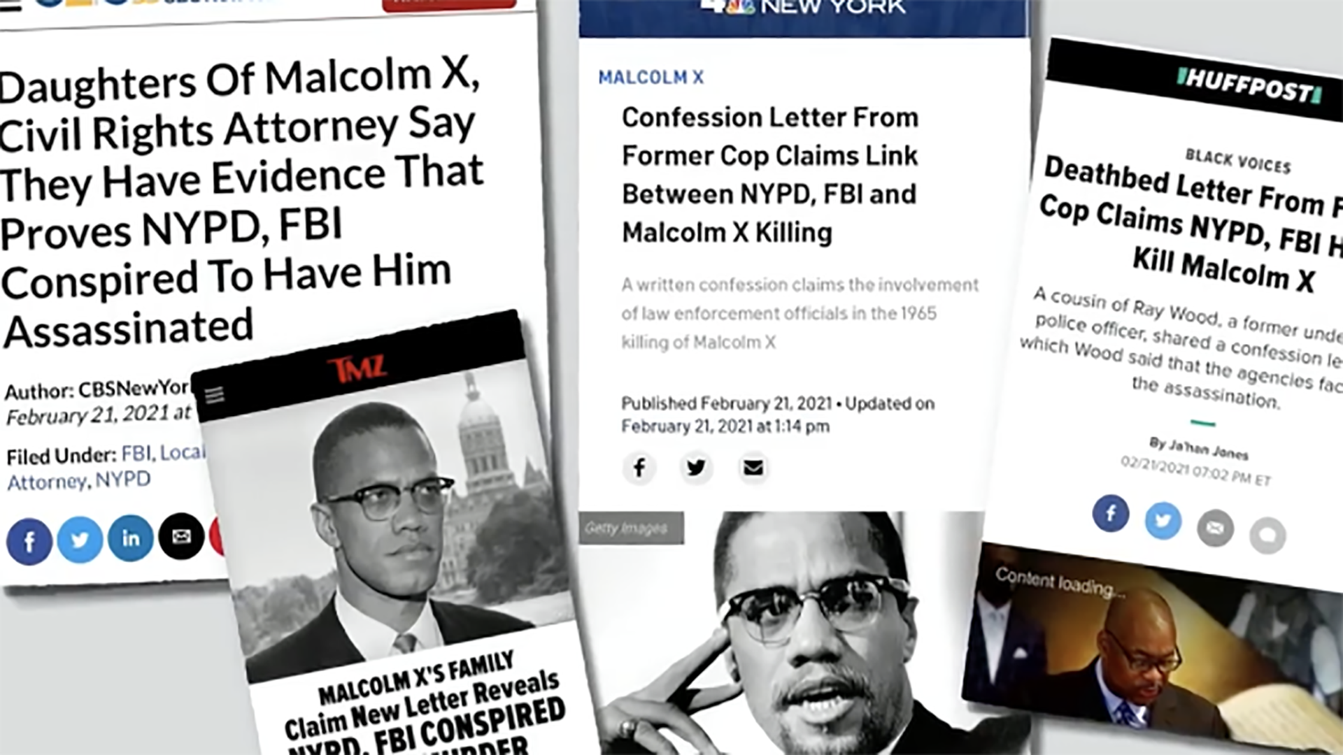 The NOI was always right: U.S. Government killed Malcolm X