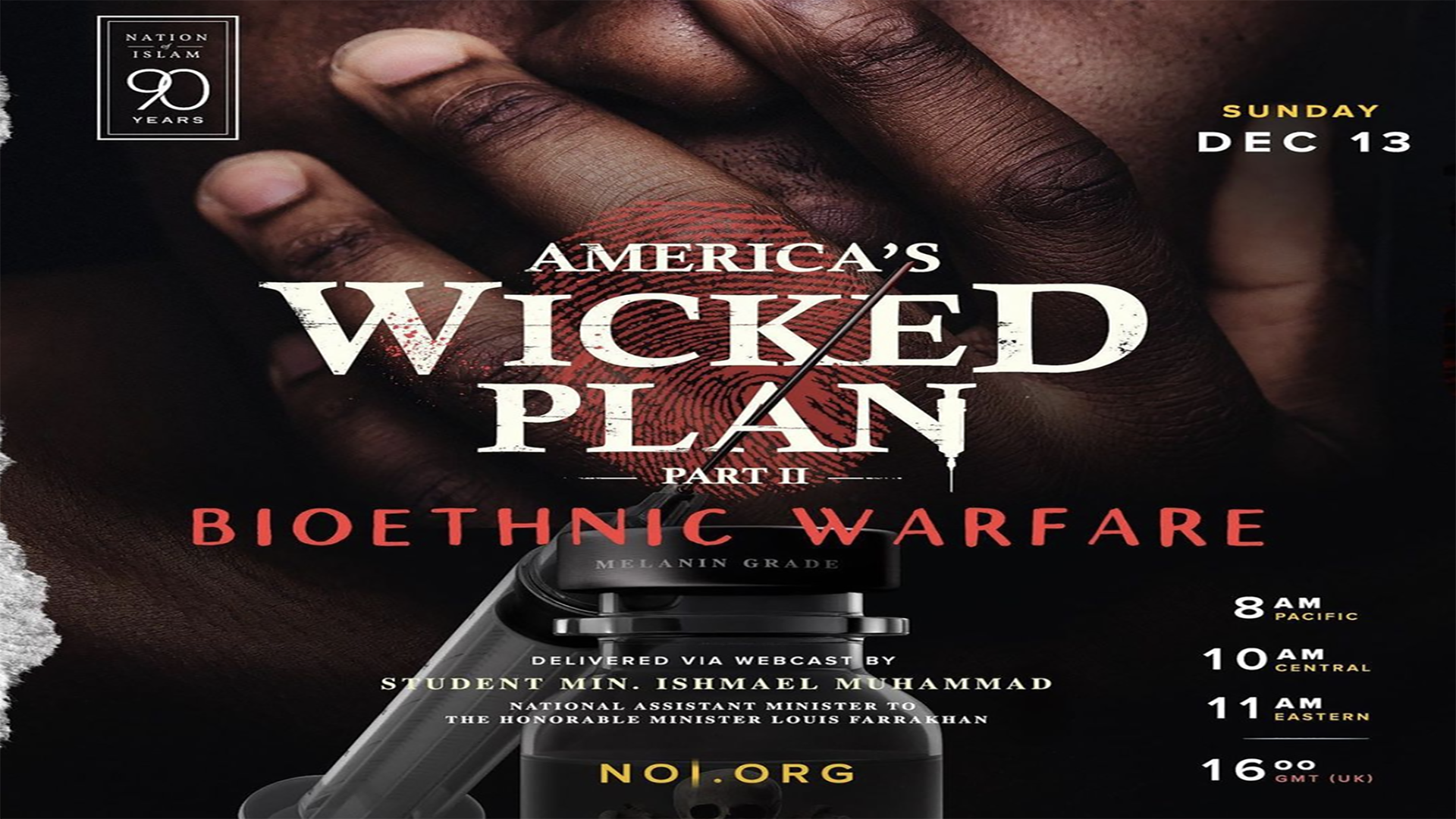 America's Wicked Plan – Pt. 2