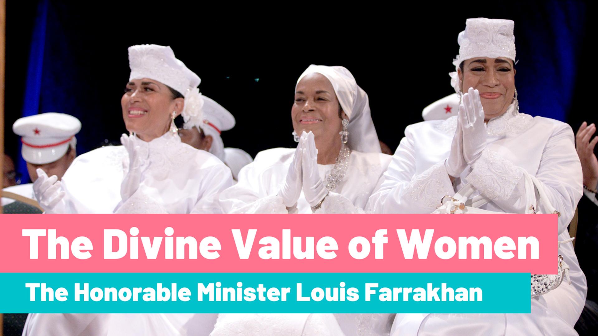 The Divine Value of Women
