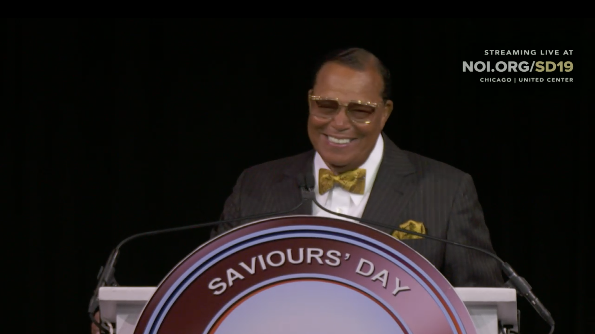 Saviours Day 2019 – A Saviour Is Born for the Whole of Humanity